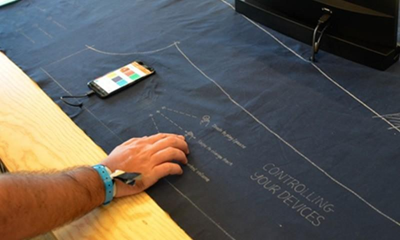 Google Turns Your Jeans Into Interactive Fabric