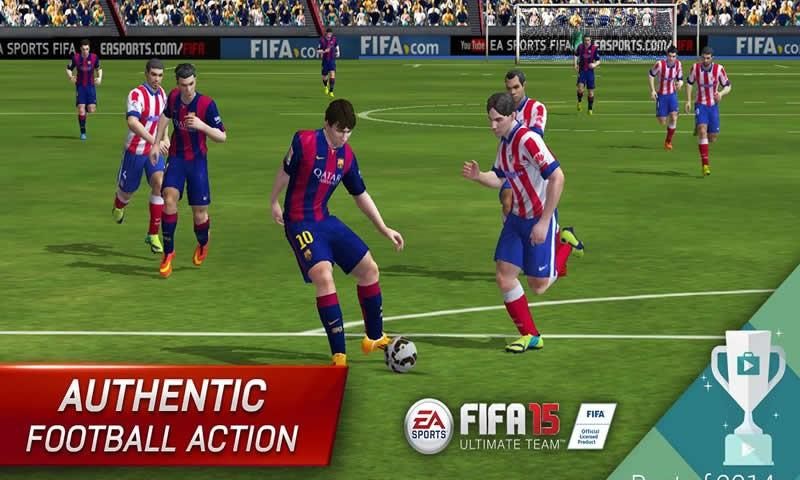 How To Play FIFA 15 Ultimate Team on Laptop Computer or Windows Tablet