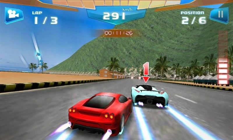 How To Play Fast Racing 3D on Laptop Computer or Windows Tablet
