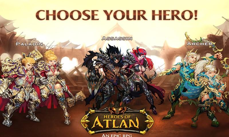 How To Play Heroes of Atlan on Laptop Computer or Windows Tablet
