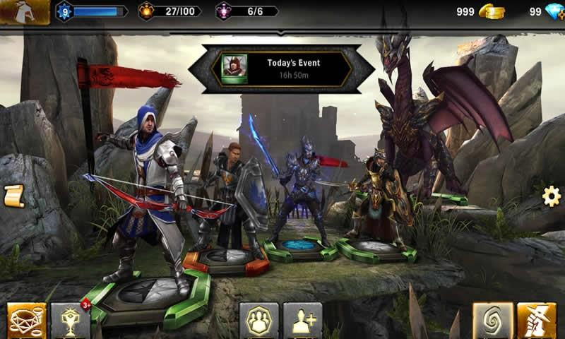 How To Play Heroes of Dragon Age on Laptop Computer or Windows Tablet