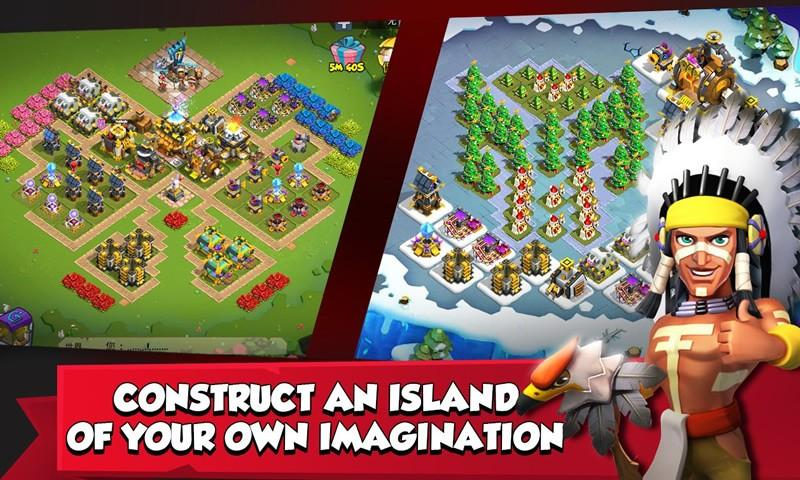 How To Play Island Raiders: War of Legends on Laptop Computer or Windows Tablet