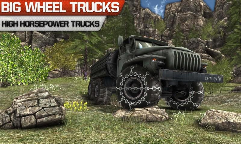 How To Play Truck Driver 3D: Offroad on Laptop Computer or Windows Tablet