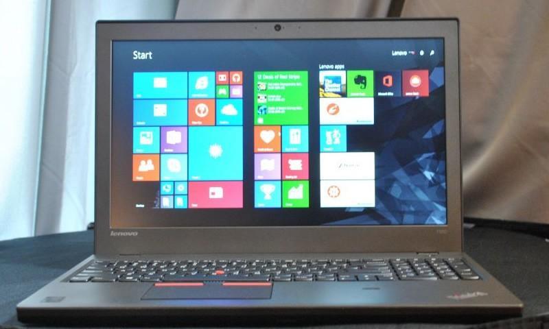 Lenovo ThinkPad T550 Reviews