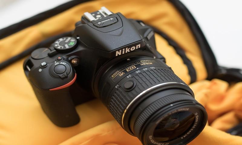 Nikon D5500 DSLR Reviews