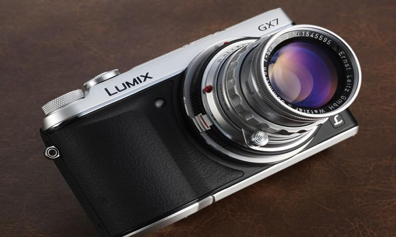 Panasonic Lumix G7 Embraces 4K