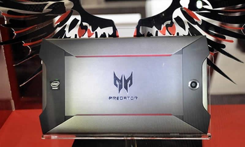 Predator 8 - Acer Gaming Tablet