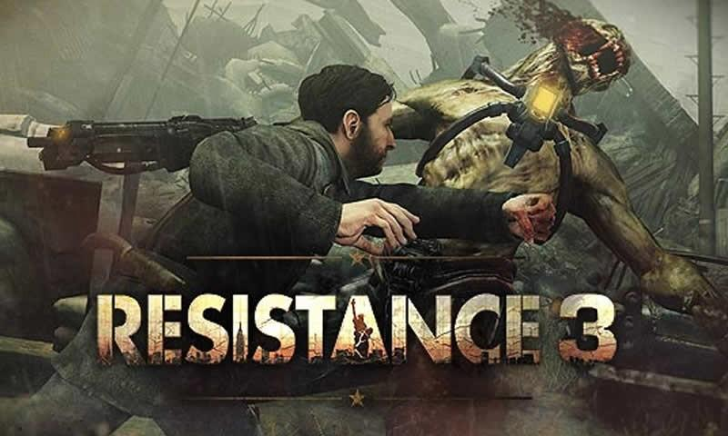 Resistance 3 Game Reviews