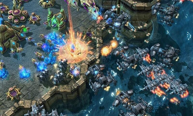 how to play starcraft in windowed mode