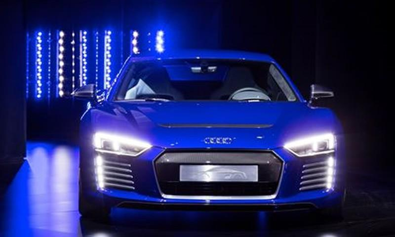 The Fully Electrified Audi Finally Arrives