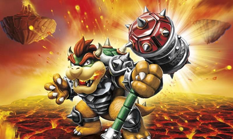 Upcoming Game Skylanders - Features Donkey Kong And Bowser
