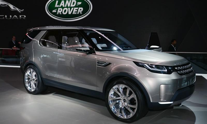 2015 Range Rover Discovery Sport Reviews