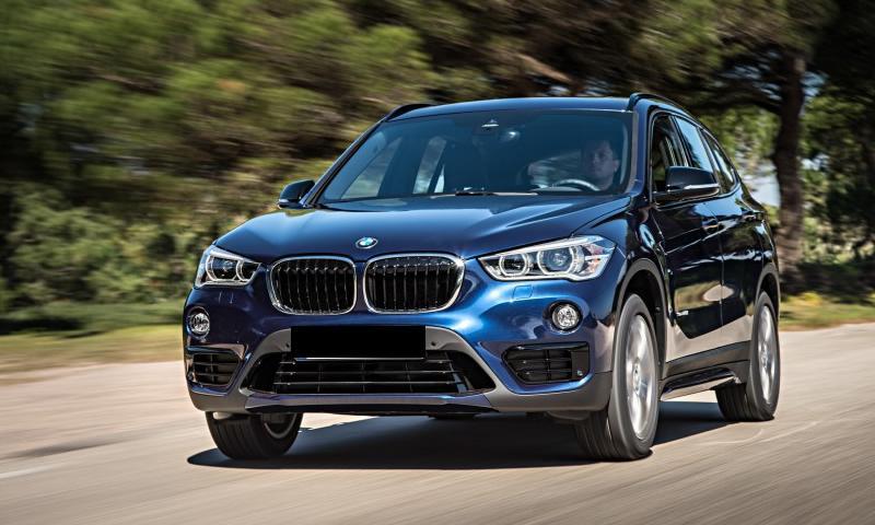 2016 BMW X1 Reviews