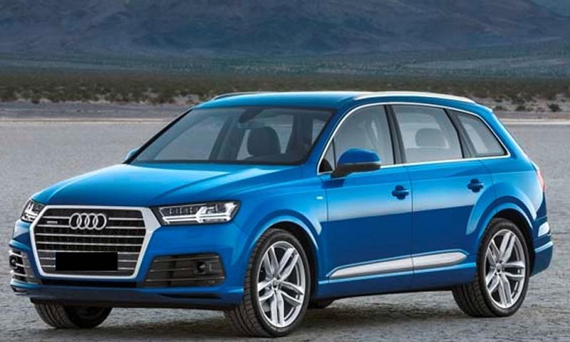2017 Audi Q7 Reviews