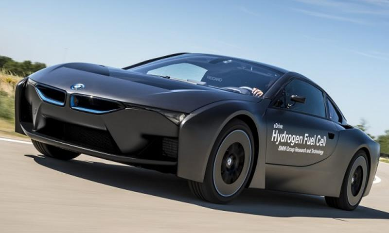 BMW Hydrogen Fuel Cell Technology Car Reviews