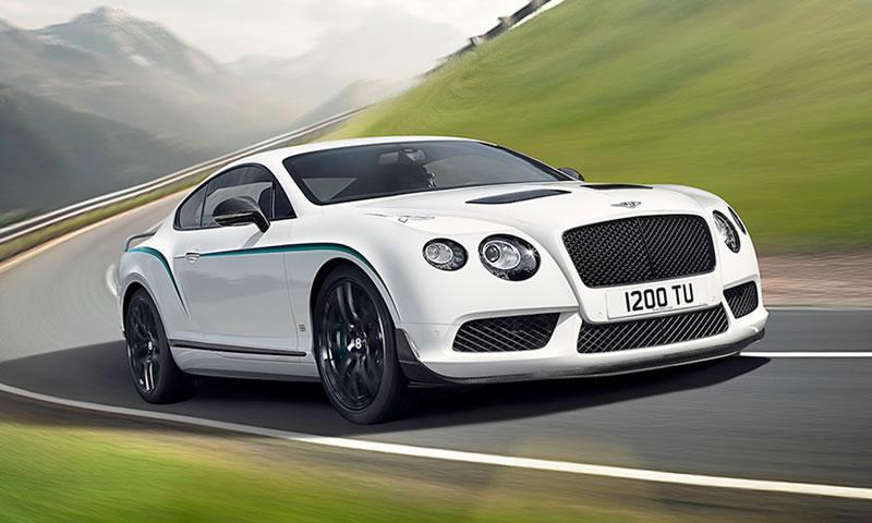 Bentley Continental GT3-R Reviews
