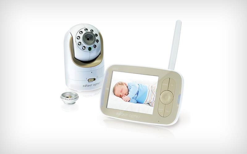 Best Price for Infant Optics DXR-8 Video Baby Monitor With Interchangeable Optical Lens and Reviews