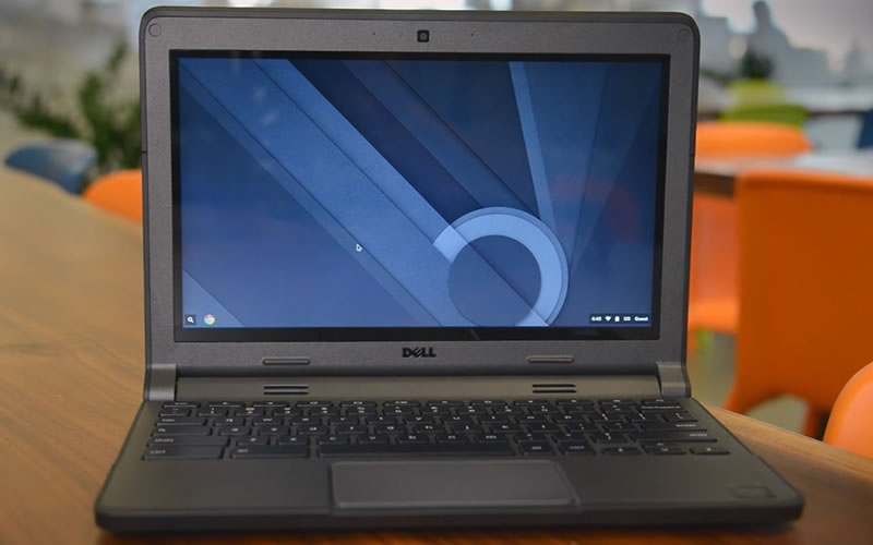 Dell Chromebook 11 Touch - A Durable And Kid Resistant Laptop