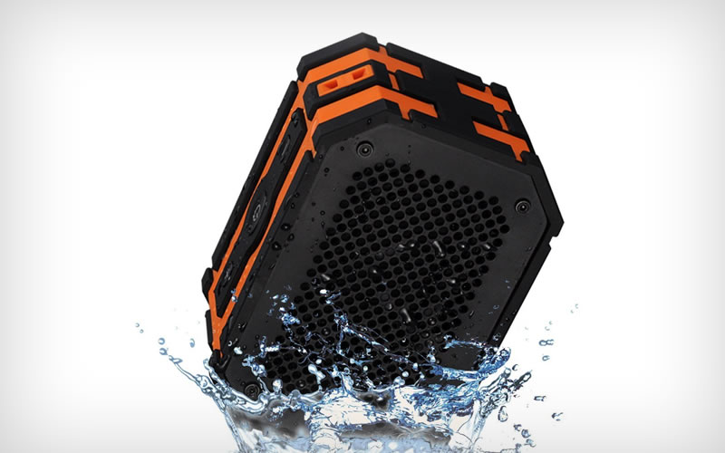 Don't Buy Mpow Armor Portable Waterproof Bluetooth Speaker Until You Read This Review