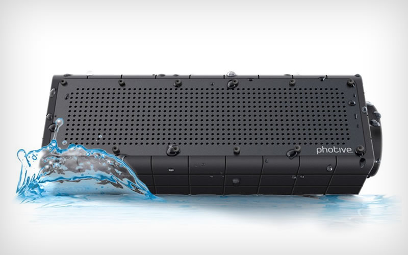 Don't Buy Photive HYDRA Rugged Water Resistant Wireless Bluetooth Speaker Until You Read This Review