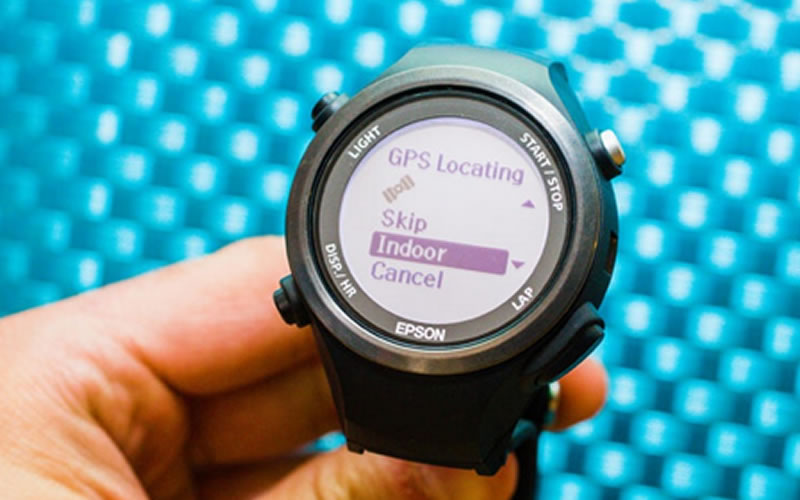 Epson Runsense SF-810 A Watch Exclusively For Runners