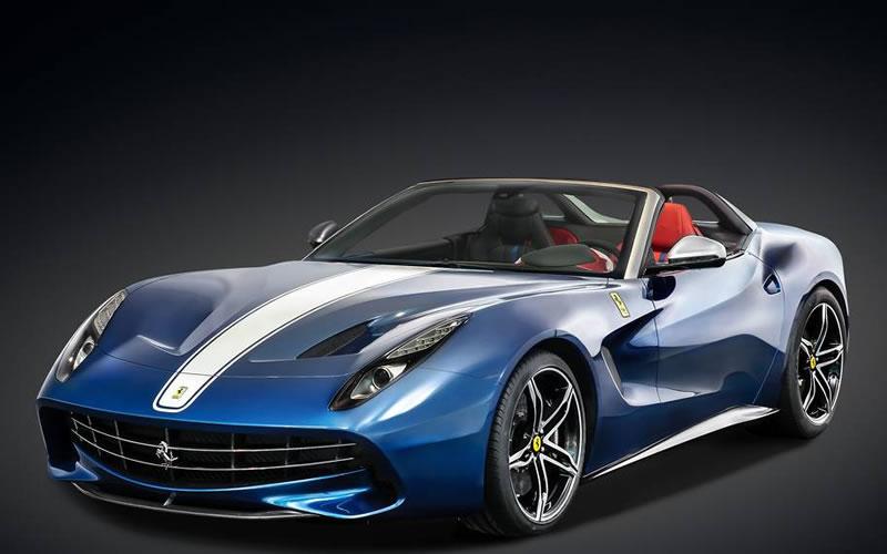 Ferrari F60 America Car Reviews