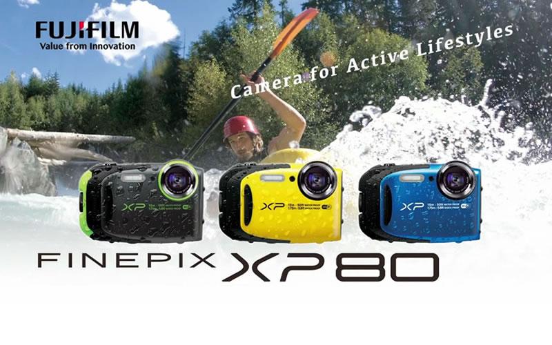Fujifilm  XP80 Camera Reviews