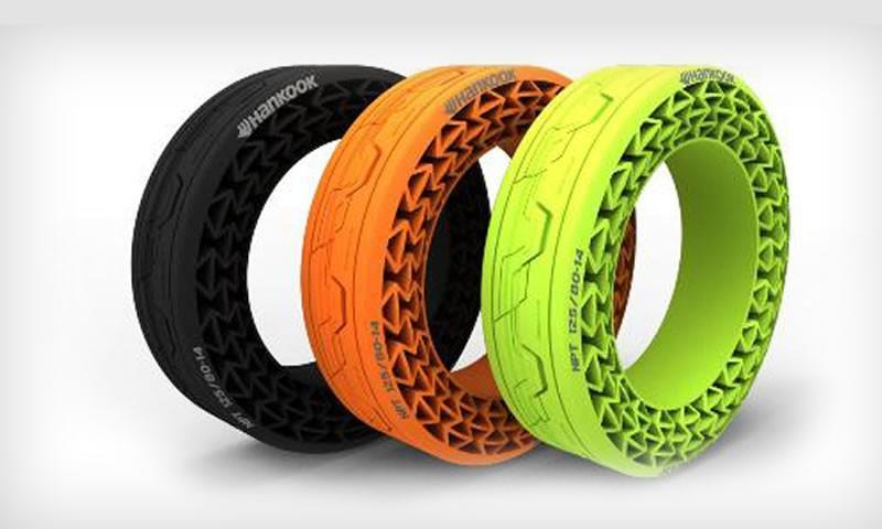 Hankook iFlex Airless Tire Reviews