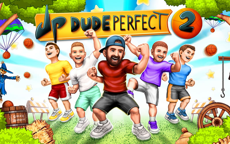 How To Play Dude Perfect 2 on Laptop Computer or Windows Tablet