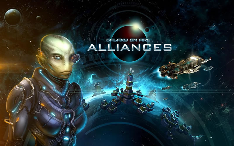 How To Play Galaxy on Fire - Alliances on Laptop Computer or Windows Tablet