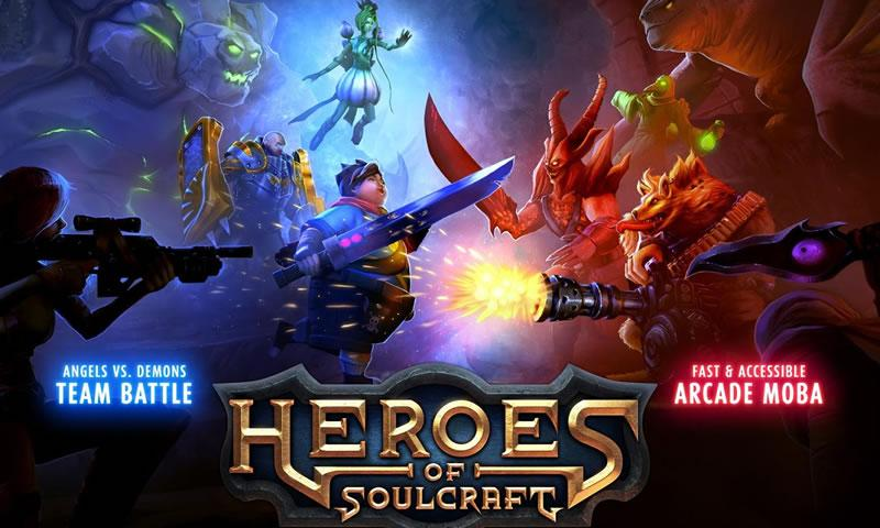 How To Play Heroes of SoulCraft - MOBA on Laptop Computer or Windows Tablet
