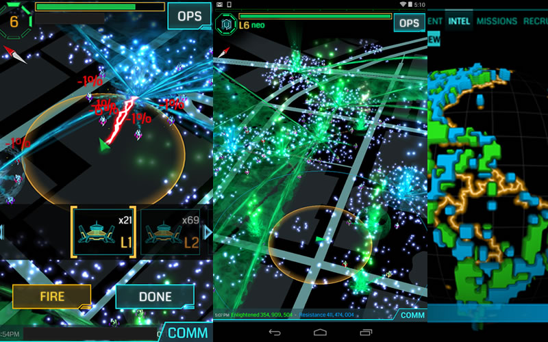 How To Play Ingress on Laptop Computer or Windows Tablet