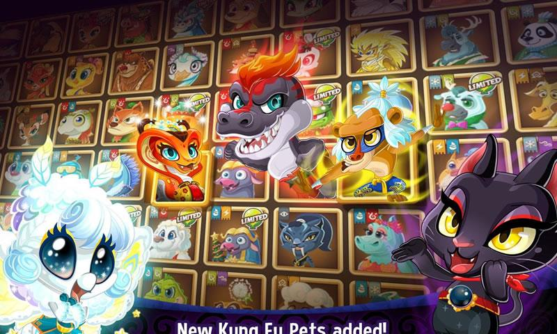 How To Play Kung Fu Pets on Laptop Computer or Windows Tablet