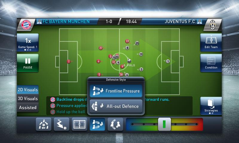 How To Play PES CLUB MANAGER on Laptop Computer or Windows Tablet