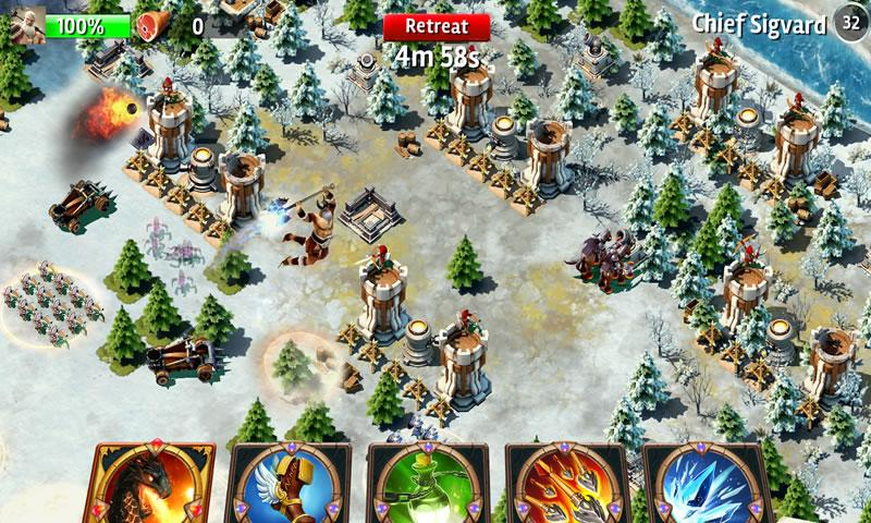 How To Play Siegefall by Gameloft on Laptop Computer or Windows Tablet