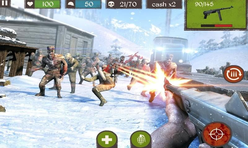 How To Play Zombie Call: Trigger Shooter on Laptop Computer or Windows Tablet