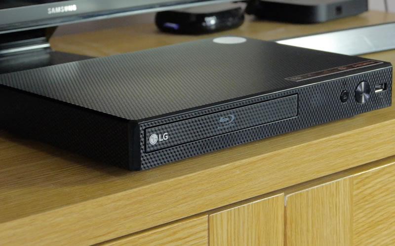 LG BP350 Blu-Ray Player Reviews