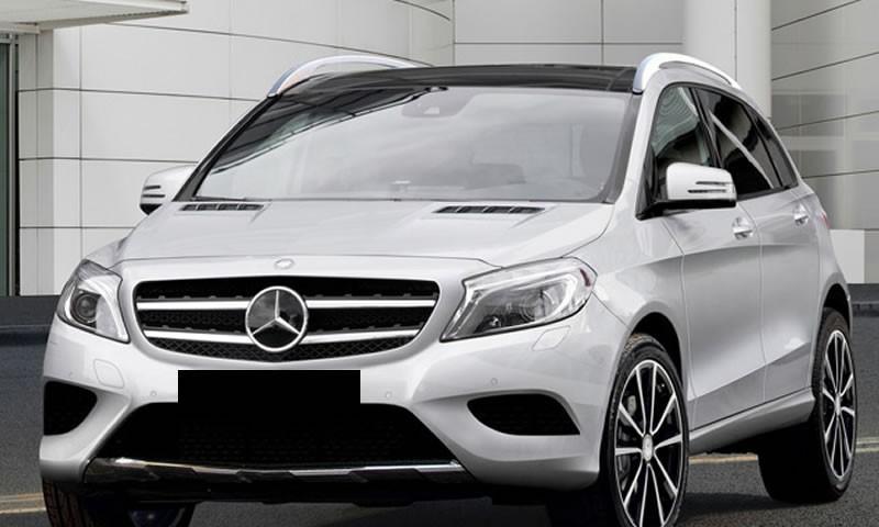 Mercedes-Benz GLC SUV Reviews