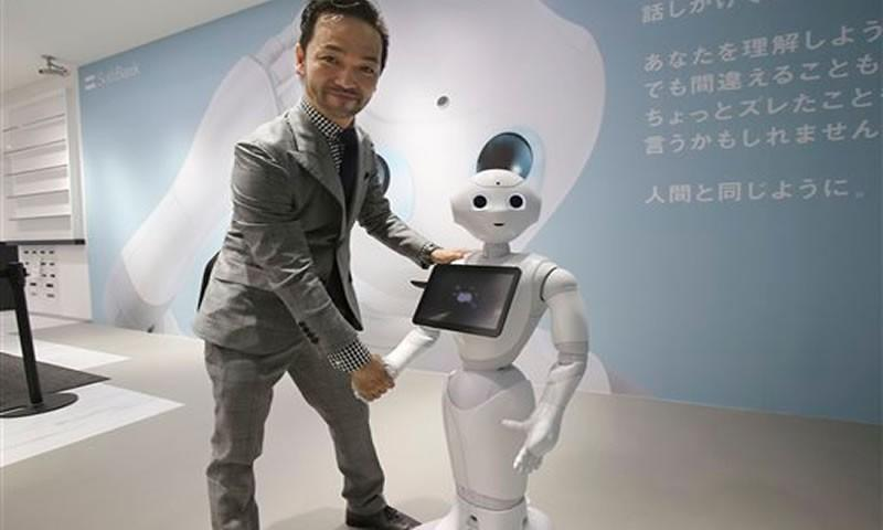 Pepper - A Robotic Household Companion