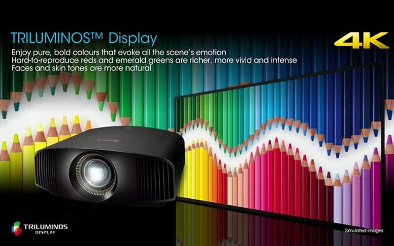 SONY VPL-VW300ES Projector Reviews