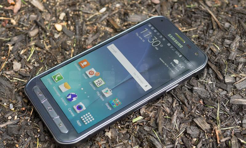 Samsung Galaxy S6 Active: A Water And Dust Resistant Phone