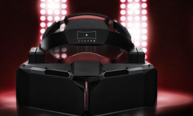 StarVR - Oculus Rift Competitor