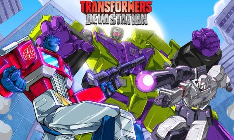 TRANSFORMERS: DEVASTATION Game Reviews