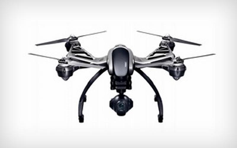 The Typhoon Q500 Drone Now Boasts 4K