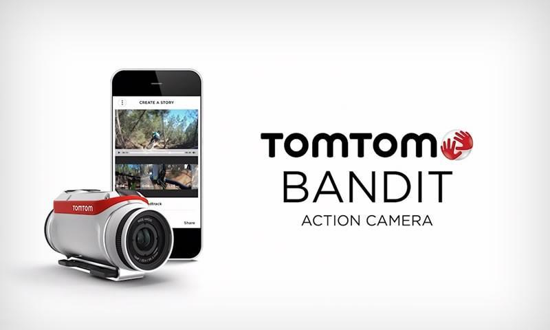 TomTom Bandit Camera Reviews