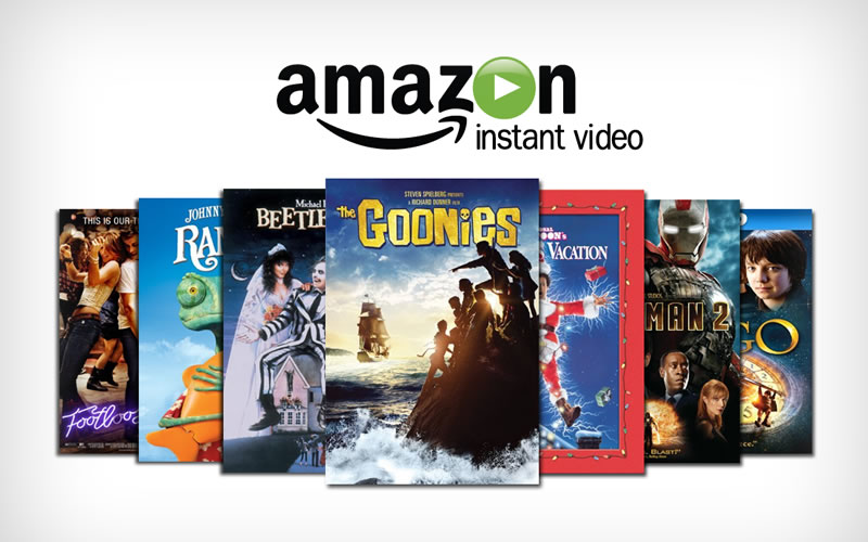 View More Than 100,000 TV Shows And Movies With Amazon Instant Video