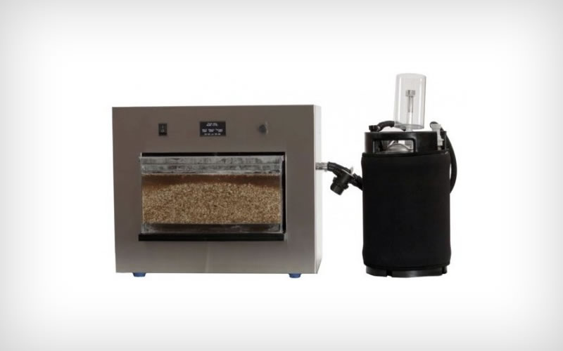 Zymatic Machine - A Connected Apparatus For Brewing Beer