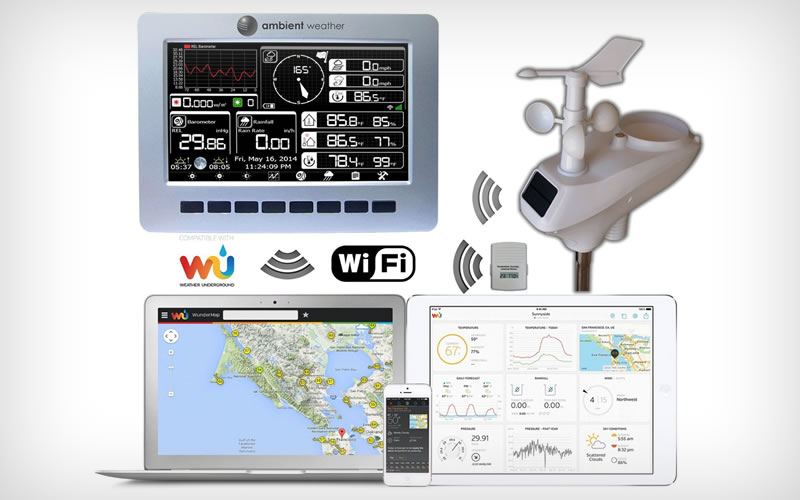 Ambient Weather WS-1001-WIFI Observer Reviews