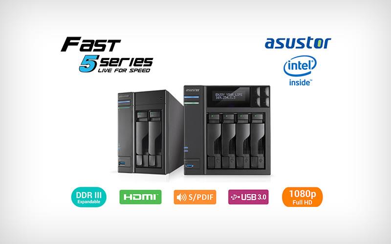 AsustorAS5002T Storage Reviews