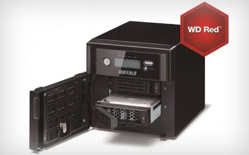 Buffalo TeraStation 5200DWR Storage Reviews